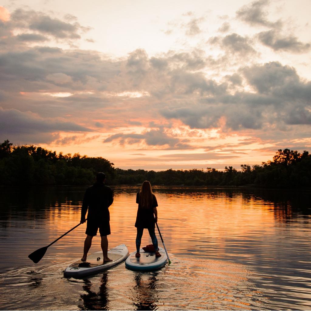 Stand up paddleboard Brewarrina